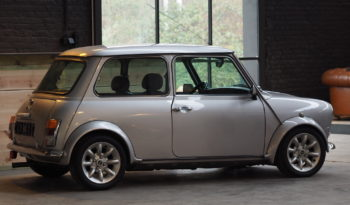 MINI COOPER 40 YEARS EDITION 1999 – Vendue complet