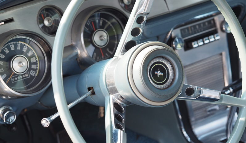 Ford Mustang 4.7 GTA Auto 1967 – Vendue complet