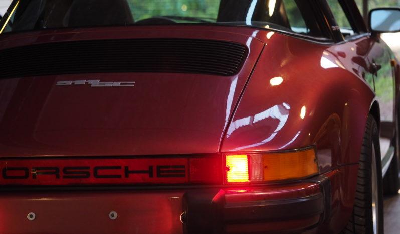 Porsche 911 3.0 SC Targa 1982 – Vendue complet