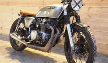 Honda CB 550 Four 1978 Tracker / Scrambler – Vendue complet