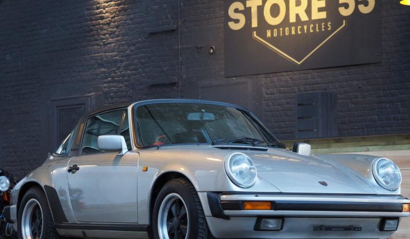 Porsche 911 3.2 Targa boite 915 1983 – Vendue complet