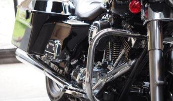 Harley Davidson Electra Glide 1450 CC 2005 – Vendue complet