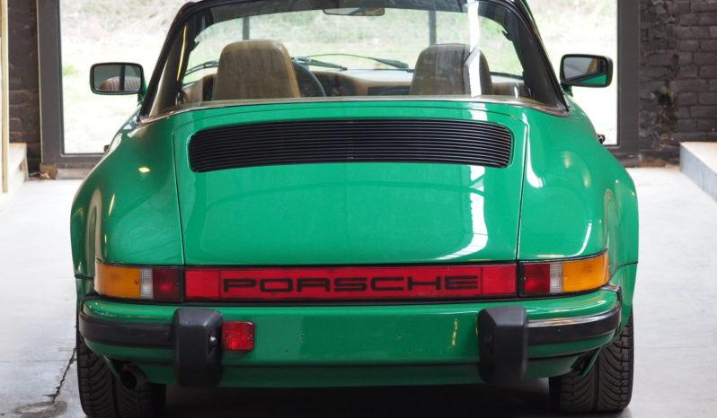 Porsche 3.0 SC TARGA 1978 – Vendue full