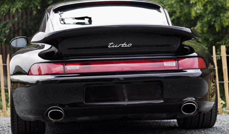 Porsche 993 Turbo 1997 – Vendue complet