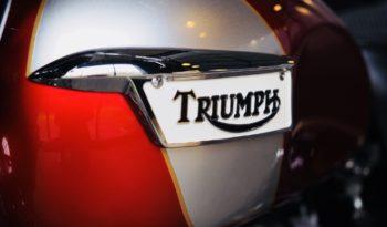 Triumph T100 Scrambler 1969 – Vendue complet