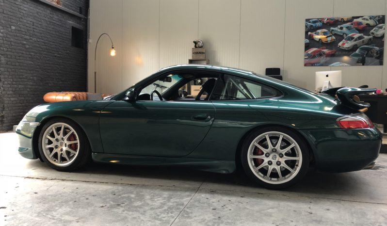 Porsche 996 GT3 MK1 CLUBSPORT 1999 – Vendue complet