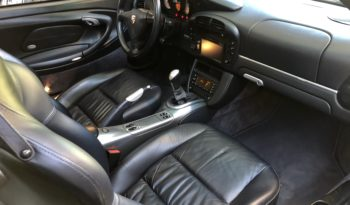 Porsche 996 Turbo 2002 – Vendue complet