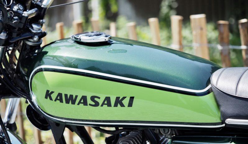 Kawasaki 500 MACH III 1973 complet