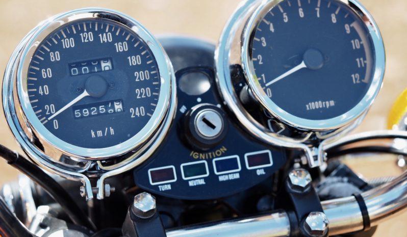 Kawasaki Z900 1978 – Vendue complet