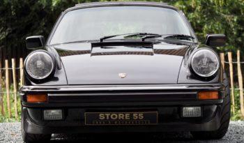 Porsche 911 3.2 Carrera G50 1987 – Vendue complet