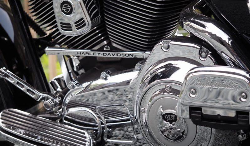 Harley Davidson Electra Glide 1600 105 Anniversary 2008 – Vendue complet
