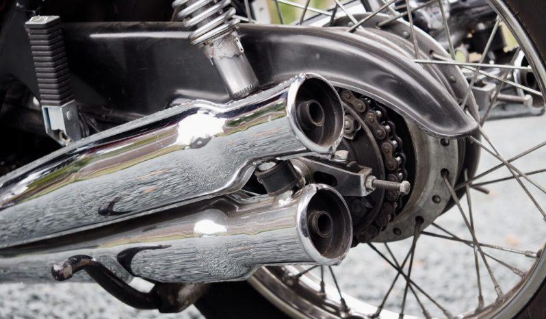 Honda CB 500 FOUR 1978 – Vendue complet