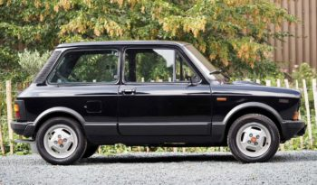 Autobianchi Abarth 112 70 HP 1980 – Vendue complet