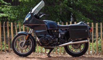 Réalisation Scrambler sur notre BMW R80 RT 1982 – Vendue full