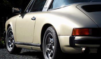 Porsche 911 2.7 S Targa 1976 – Vendue complet