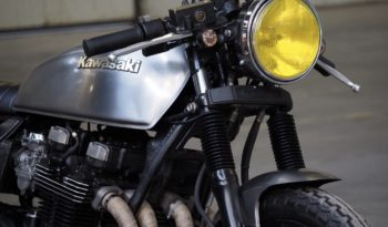 Réalisation sur notre Kawasaki Z650F 1983 – Vendue complet