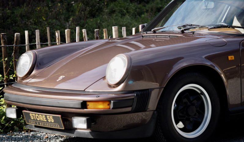 Porsche 911 3.0 SC 1979 – Vendue complet