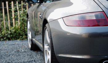 Porsche 997 Carrera 2007 – Vendue full
