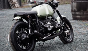 BMW R100 RT Tracker 1979 – Vendue complet