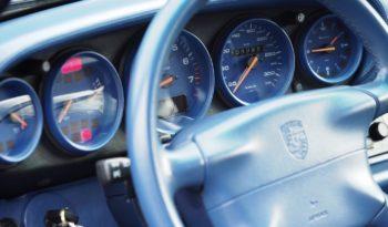 Porsche 993 Carrera 4 Cabriolet 1997 – Vendue full