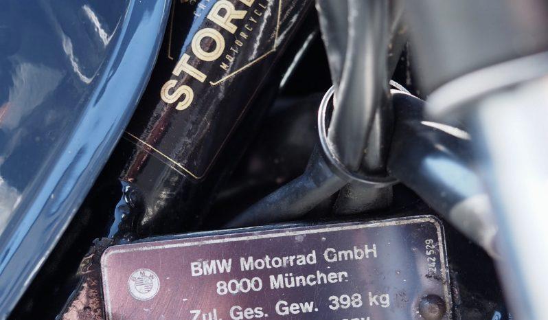 BMW R45 Scrambler 1981 – Vendue complet