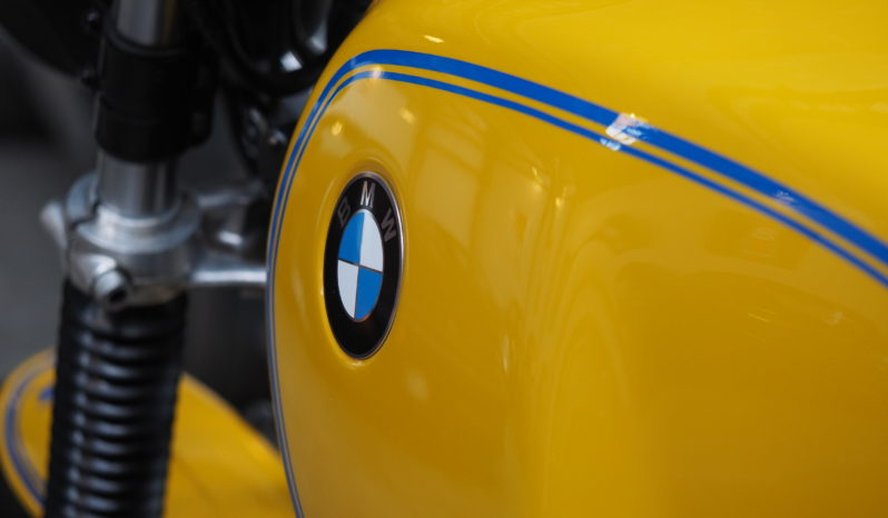 BMW R100 RT Scrambler 1983 – Vendue full