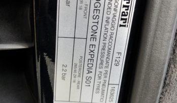Ferrari F355 GTS Manual gearbox 1997 – Vendue complet