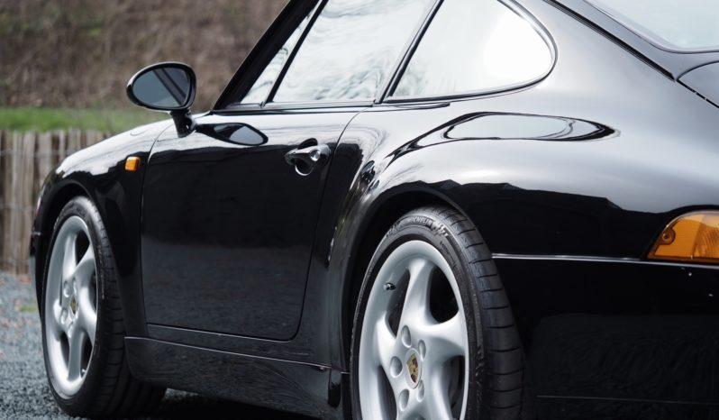Porsche 993 Carrera Coupé 1994 – Vendue full