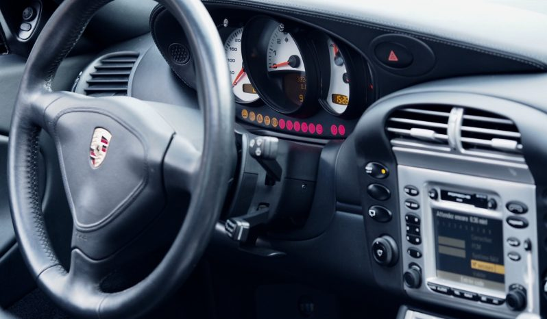 Porsche 996 Carrera 4S 2003 – Vendue complet