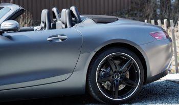 Mercedes AMG Roadster GT V8 Biturbo 2018 – Vendue complet