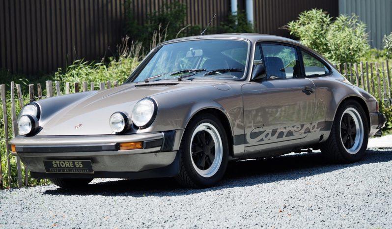 Porsche 911 3.0 SC Coupé 915 1982 complet