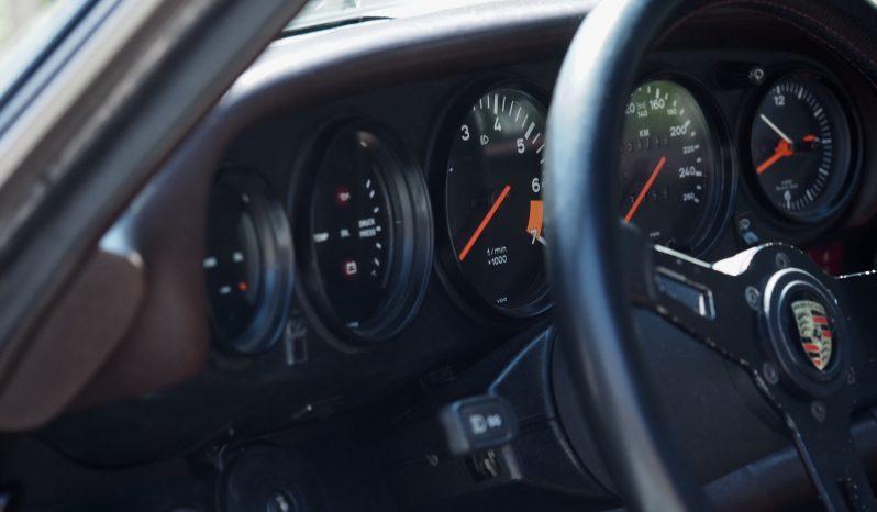 Porsche 911 3.0 SC Coupé 915 1982 – Vendue complet