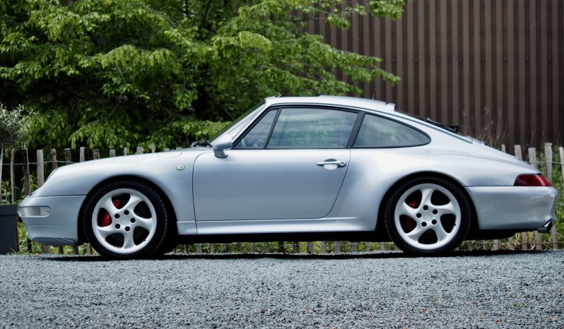 Porsche 993 Carrera 4S 1996 full