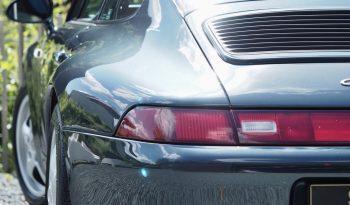 Porsche 993 Carrera 4 Varioram 1995 – Vendue complet