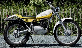 Yamaha TY 250 TRIAL 1974 full
