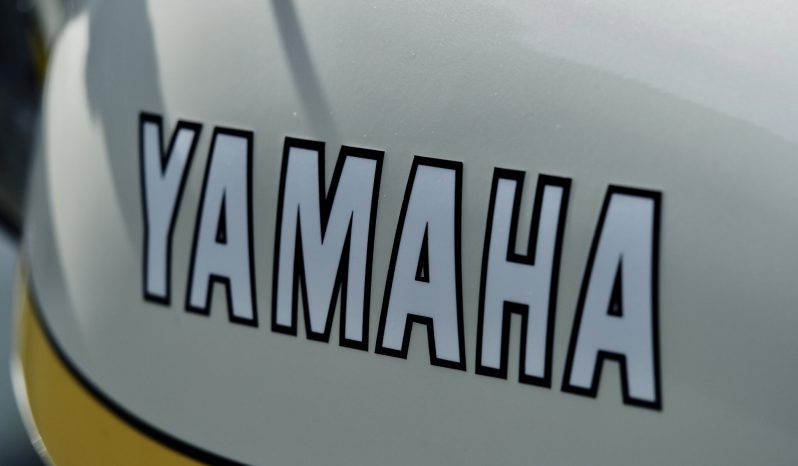 Yamaha TY 250 TRIAL 1974 complet