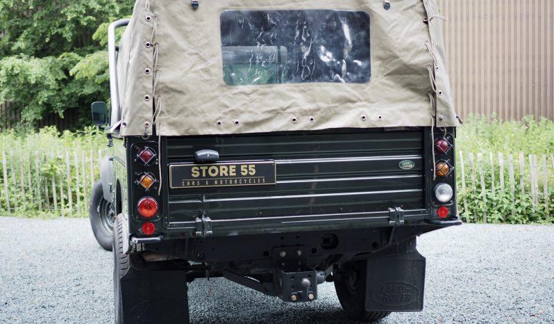 Defender 130 TD5 2006 – Vendu complet