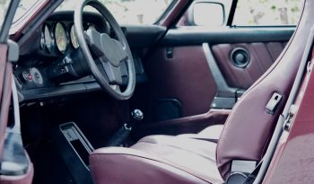 Porsche 911 Carrera 3.2 915 1984 – Vendue complet
