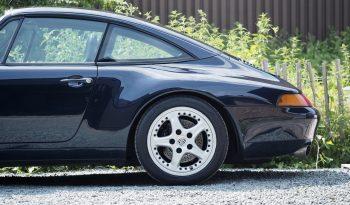 Porsche 993 Targa Varioram 1996 – Vendue complet