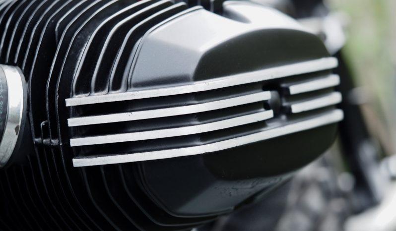 Réalisation Scrambler sur notre BMW R100 RS 1978 – Vendue complet