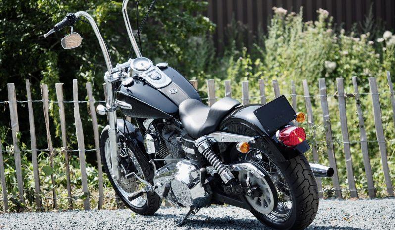 Harley Davidson Dyna Super Glide 1580 Stage II 2009 – Vendue complet