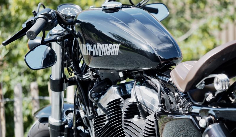 Harley-Davidson Forty-Eight 1200 2017 – Vendue complet
