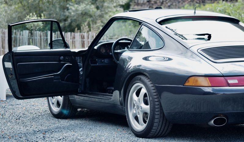 Porsche 993 Carrera 2 1995 – Vendue complet