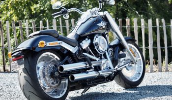 Harley-Davidson Fat Boy 107 Cubic Inches 2017- Vendue complet