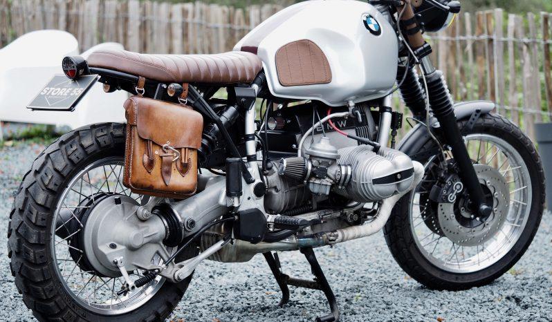BMW R100 R Scrambler 1992 – Vendue complet