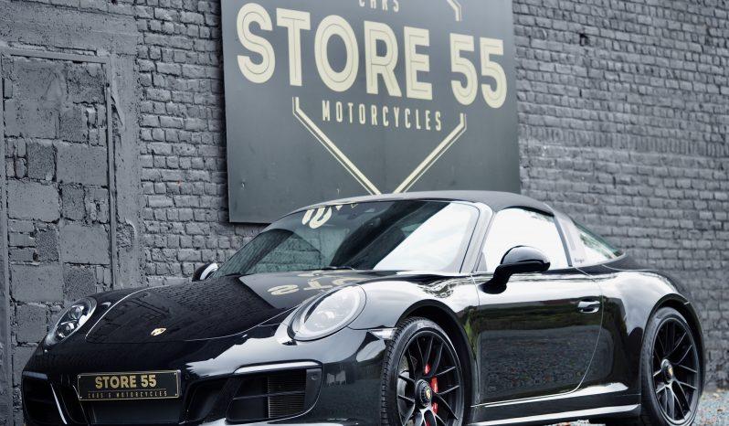 Porsche 991.2 Targa 4 GTS PDK 2017 complet