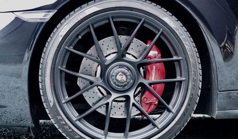 Porsche 991.2 Targa 4 GTS PDK 2017 – Vendue complet