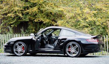 Porsche 997 Turbo Coupé MK1 Boite mécanique 2008 – Vendue complet