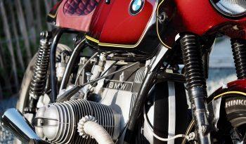 BMW R100 S Café Racer S55-10 1979 complet