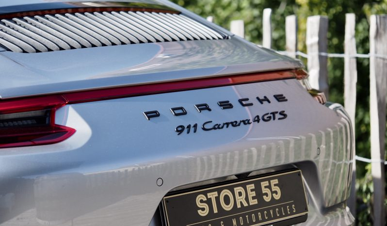 Porsche 991.2 Carrera 4 GTS MK2 PDK 2017-Vendue complet